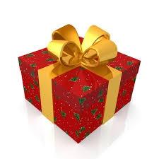 Tijd van het jaar om een cadeau te geven